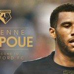 OFFICIEL ! Etienne Capoue quitte Tottenham et vient de sengager avec Watford ! http://t.co/NXjvXwQtzb