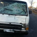 | Woman in critical condition after being run over by taxi http://t.co/sMDQzsPvc4 http://t.co/yOHJ1VCyaL