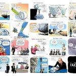 5 ans de tragédie grecque en 15 dessins, cest ici : http://t.co/LjdvoHnOTy - #Grefenderum #grexit http://t.co/65RhvvdSAT