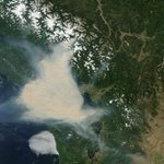Seen from space: Parts of B.C. enveloped in wildfire smoke, prompting air quality warnings http://t.co/9ZuUcT1qac http://t.co/N2iKAbobHI