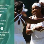 Venus & Serena Williams are playing each other for the 26th time #Wimbledon2015 #bbcgofigure http://t.co/Faz57Yv8F4 http://t.co/OrpgeaejEs