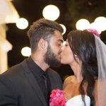 #JournéeInternationaleDuBaiser @thibaultmiami & @Shannakress83 le jour de leur mariage pendant #LesAnges7 ???????? http://t.co/rwwTA937rn