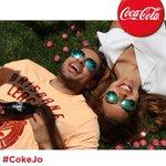 Happiness is being around my favourite Coke Buddy! السعادة هي وجودي مع أعز اصدقائي #CokeJo #GoLocal #CocaCola #Jo http://t.co/85VAh2djf0