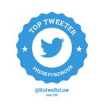 Last weeks Top Tweeter during #HerefordHour was @KidwellsLaw! http://t.co/a6C8DIx1cq
