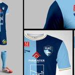 Le HAC délaisse le template Nike et produit un beau maillot domicile ! - http://t.co/3Ve5bZHzkX http://t.co/xCOdM6PYxP