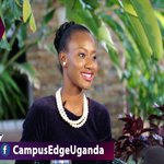 Coming up on CAMPUS EDGE (rpt), some of the other hosts of the show and MS. Uganda North, Sharon Auma gets chatting http://t.co/RGRv08TXit