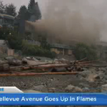 Fire spreads to second home in West Vancouver - http://t.co/jL920mmdK1 http://t.co/V9gIsijoqJ