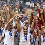 RT @BuzzFeedNews: With 25.4 million viewers, USA World Cup win shatters American TV ratings record: http://t.co/9urw271Aus