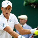 Vasek Pospisil is off to the #Wimbledon quarterfinals after rallying to beat Viktor Troicki: http://t.co/WYEtho024N http://t.co/EEJSUtwyxq