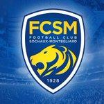 OFFICIEL ! Voici le nouveau logo du FC Sochaux-Montbéliard ! http://t.co/uR1UUNLPNq