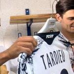 Quand des joueurs du @FCSM_officiel découvrent leurs nouveaux maillots : la vidéo > http://t.co/oeEzVYwf8U #sagaFCSM http://t.co/aVEoNlERLv