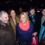 ">@elisacarrio volvió a #LaPlata para respaldar a @claudiopi2015: ""Quiero que gane la elección"" http://t.co/EnLjqeWBQx http://t.co/Kmlruft45d"