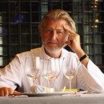 Pierre Gagnaire, élu «meilleur chef du monde» évoque ses pairs, la transmission et la création http://t.co/IKCcYhaSNH http://t.co/O3FC4nBZqL