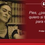 Un día como hoy de 1907 nació la pintora mexicana #FridaKahlo http://t.co/j5X3l8mDSH