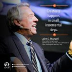 John C. Maxwell is in Manila once again and shares lessons on leadership by example, action, and dedication. http://t.co/qU95PbAtNc