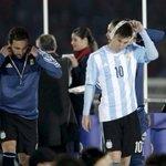 El desplante de Messi a la organización Lionel Messi se saca la medalla de plata tras el... https://t.co/E0HXJGsxCv http://t.co/raCyad8CD3
