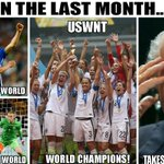 The U.S. is now the soccer capital of the world. http://t.co/ifuoRNM9Rg