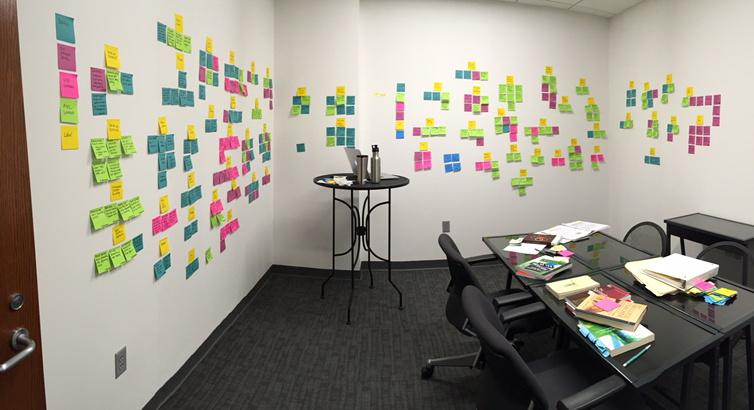 If you're wondering what it looks like to build a UX curriculum, look no further. http://t.co/CEUio7QN1j