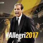 OFFICIEL ! Massimiliano Allegri vient de prolonger son contrat jusquen juin 2017 avec la Juventus ! http://t.co/4xlZtzKrZ7