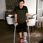 Rory McIlroy ruptures ligament in ankle playing soccer, could miss #BritishOpen http://t.co/9KRe9NQbTE http://t.co/OFsWhLCyk2
