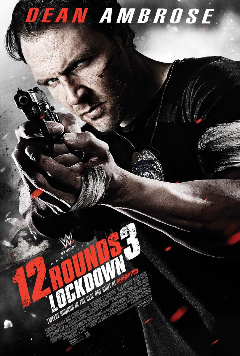 The wait is over...@TheDeanAmbrose stars in 12 Rounds 3: Lockdown, In-Theaters & On-Demand 9/11! #67moredays http://t.co/QzMBlHReR8