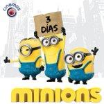 ¡Compartí con tus amigos si la disfrutarán en Cinemas! #Minions #NosApasiona http://t.co/nrhvCLBM4l