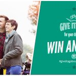 Take a ride, take a pic and enter to win an iPad! http://t.co/FWxDXLrS5d #giveitagobournemouth #competition http://t.co/ybL8a0qfY5
