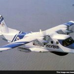 Missing Dornier: Coast Guard in touch with Sri Lanka http://t.co/NFMyVWjkkY