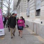 Con @sbatakis nos comprometimos a defender el cuidado patrimonial del histórico edificio @danielscioli http://t.co/LBeZIXGQTP