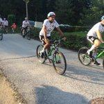 Op de fiets naar de training #Feyenoord http://t.co/JI2i5X9ce4