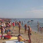 @Crimea_Ukr большой привет крымским пляжам шлют отдыхающие в Затоке #Одесса #Украина. Если че, фото сегодняшнее:) http://t.co/2XRhbvheb1
