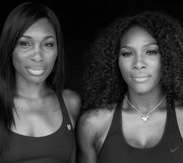 Serena Williams served up the classiest response to beating her sister Venus at Wimbledon: