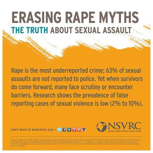 We need to believe & support people when they disclose sexual violence #BillCosby http://t.co/mK2CUiWYs5