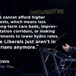 Read @brownbarrie's full statement on today's credit downgrade here: http://t.co/dvABhKTz21 #onpoli #ForOntarioForYou http://t.co/7a9q3VQl4w