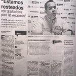 Agradecido con @laverdadmo y @eslaverdad11 por esta entrevista: #RESTEADOSconlaTARJETAÚNICA #Monagas http://t.co/mkbozjk2fy