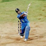 The Leader, The Warrior!  The King of the Super Kings!  #HappyBirthdayDhoni http://t.co/NY3EKmUnbs