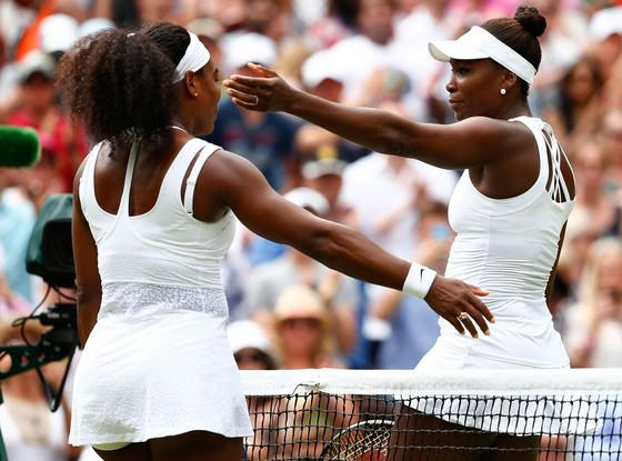 Serena Williams beat her sister at Wimbledon – then gave the classiest response ever: