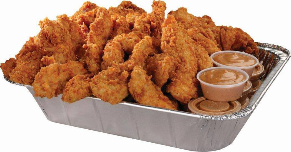 It's #NationalFriedChickenDay. Grab a few friends and celebrate! #Tailgate #ONELOVE http://t.co/oxN8sQTYnB