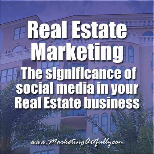 Real Estate Marketing – The significance of social media in your #RealEstate business http://t.co/cH2dfcPpwV http://t.co/HP2KPJAJwg