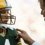 """""""Mike Holmgren had his work cut out for him..."""" Brett Favre talks early years with #Packers: http://t.co/xMGEN5dvkW http://t.co/Zvp16297xU"""
