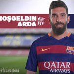 [#Transfert] Le Barca a depensé 40M€ pour Arda Turan qui a signé jusquen 2020 ! http://t.co/WNmQj2ud3z