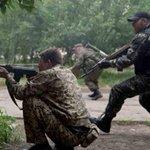 Силы АТО отбили атаку боевиков под Мариуполем, - штаб АТО - http://t.co/cu1kT9Pbho http://t.co/D6q6XvmVYM