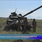 https://t.co/6uQAZxpnCe Cool serials, huh? #Russian tank drills in #Luhansk. Go hard or go home! #Ukraine #PutinAtWar http://t.co/dygfqS0bS8