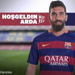 Agreement with Atlético Madrid for the signing of Arda Turan http://t.co/XVx0wIMGZk http://t.co/L8nAhDVh96