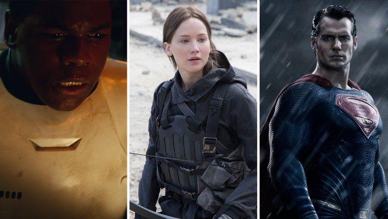 ComicCon Preview: 'Star Wars,' 'Hunger Games' and 'Batman v Superman' heading to Hall H: