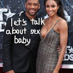 WHAT?! @ciara & #RussellWilson are NOT having sex! http://t.co/RrDfH4YUyR http://t.co/2dvgFMo591