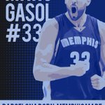 Happy to have @MarcGasol back in Beale Street Blue & Grizzlies Gold next season! @memgrizz http://t.co/36Gs8gRsrj /jf http://t.co/w50mHdUclY