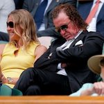 and yes, I may have accidentally taken a little snooze at #Wimbledon today as well ... http://t.co/BYXEoYq1MN