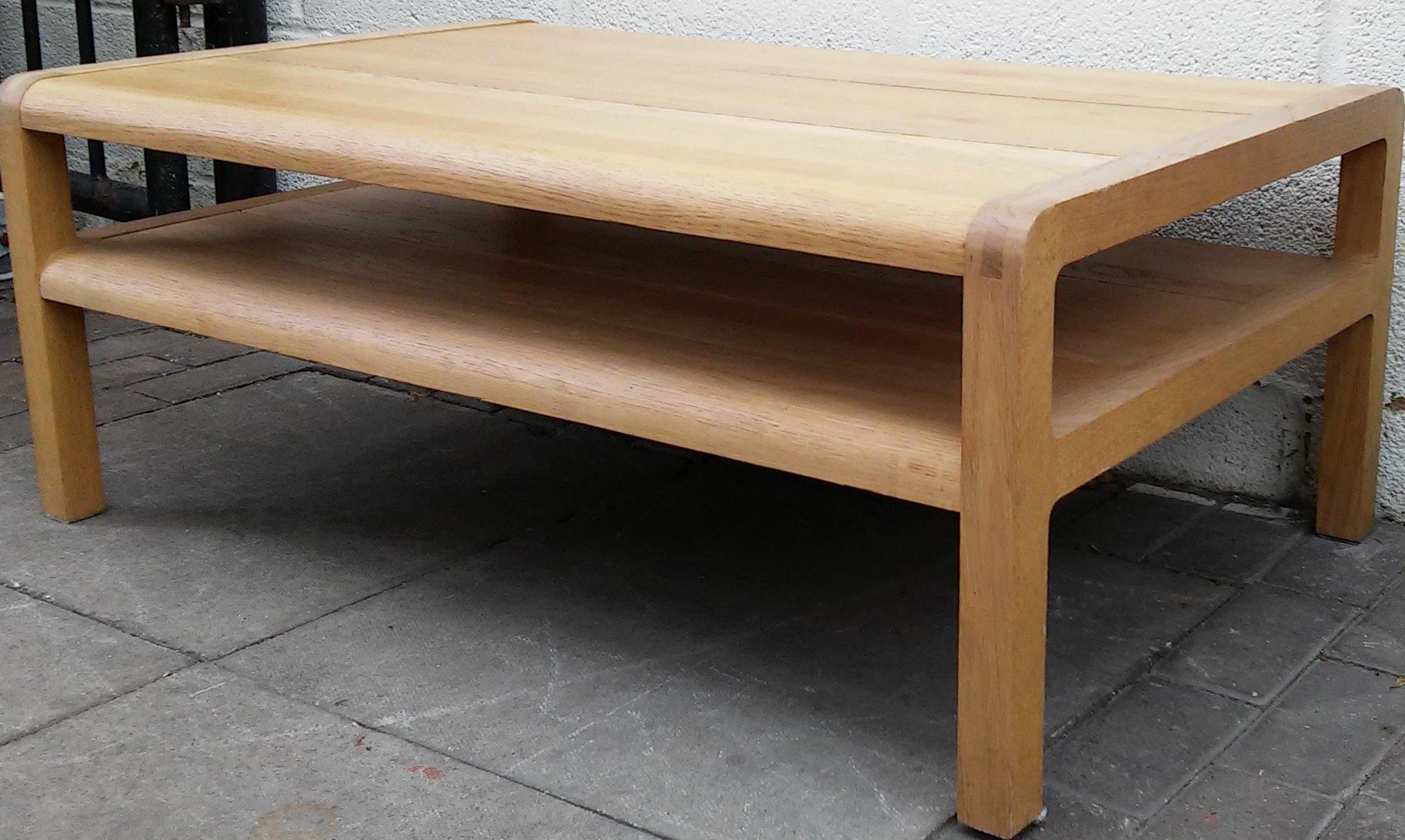 Yourgreenhouse a solid oak habitat radius coffee table 130 http a solid oak habitat radius coffee table 130 httpt geotapseo Gallery