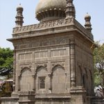 @PMOIndia Chatri of Pilajirao Jadhav at Wagholi,Pune.He ws terror 2 many Mughal Gens in the north. Died 2day in 1751 http://t.co/2wjO6MOyWY